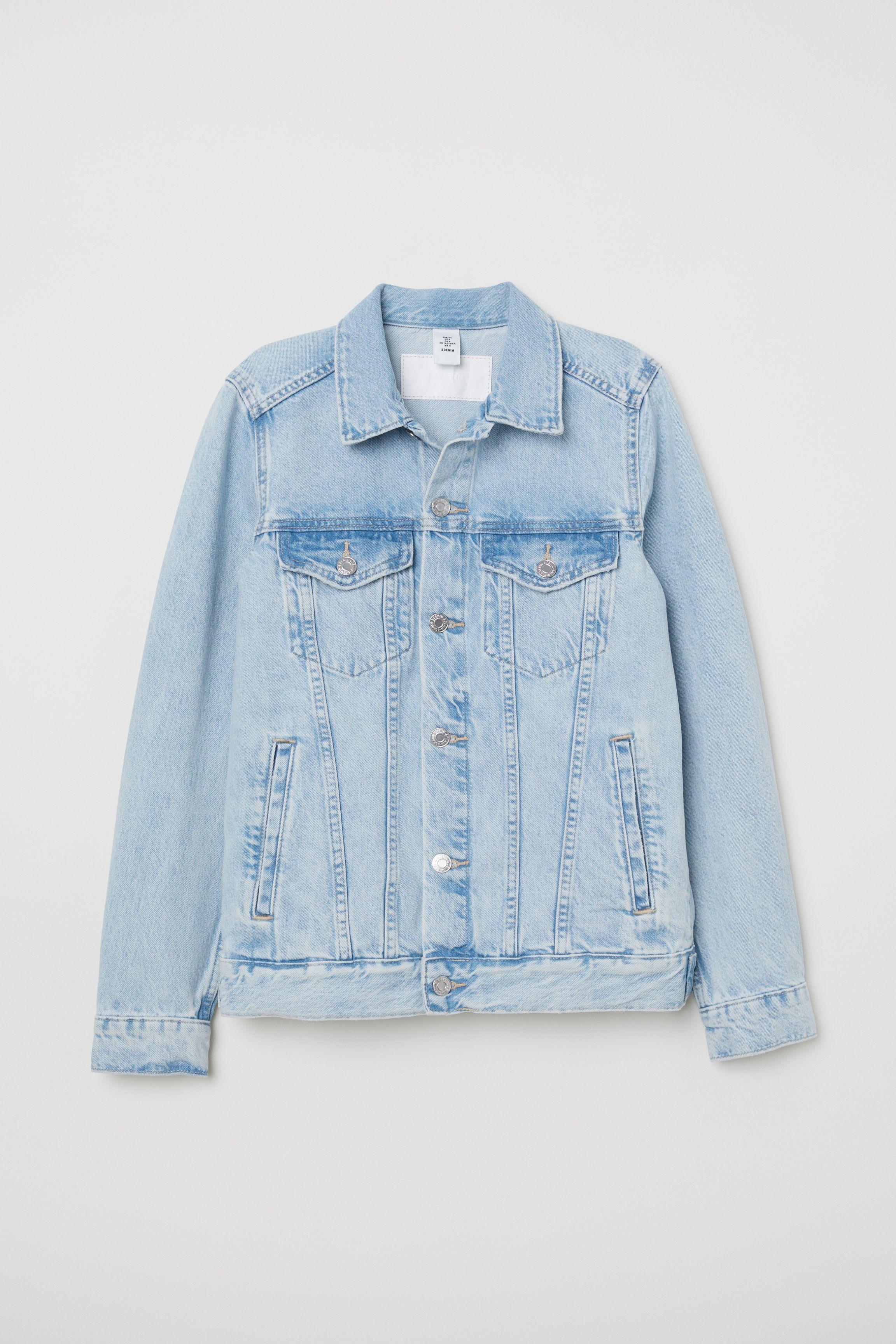 Editor's Choice Lightwash Denim Jacket H&M $22.99 SHOP IT