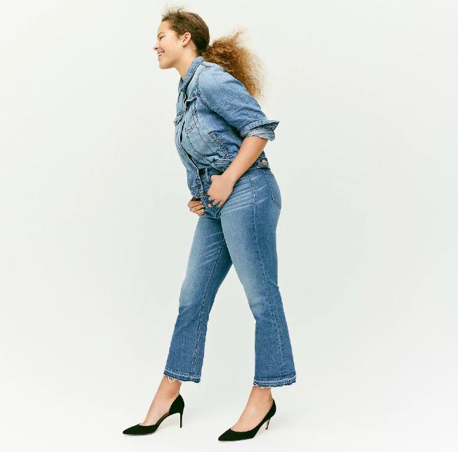 8e1412e7d9 18 Cute Denim Jacket Outfits for Women - Best Jean Jackets 2019