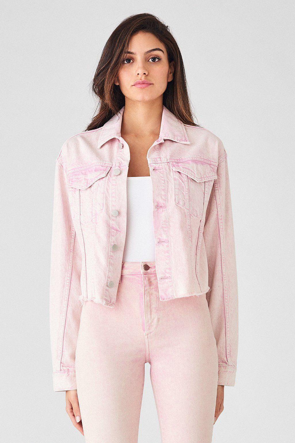 Editor's Choice Annie Cropped Jacket DL1961 $199.00 SHOP IT