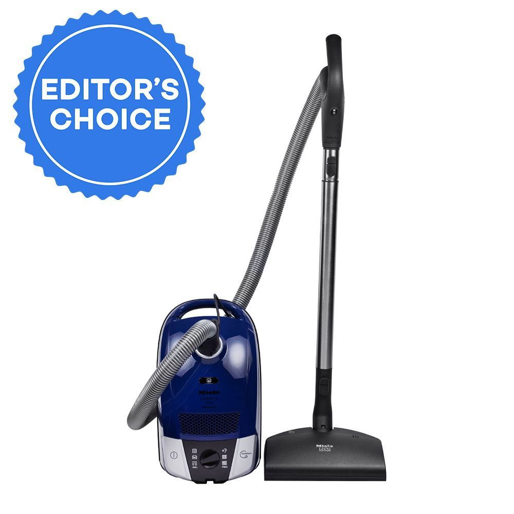 Best for Carpets. Miele Compact C2 Electro+ Canister Vacuum