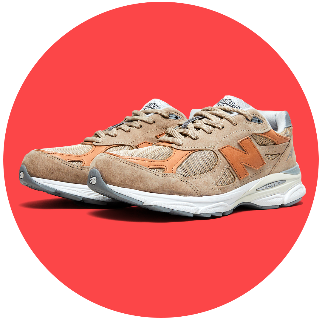 Todd Snyder New Balance Sneaker - NB