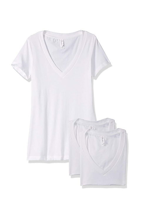 d1c72fc91224 The Best White T-Shirts on Amazon for Women, According to Reviewers