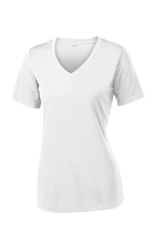 womens white top