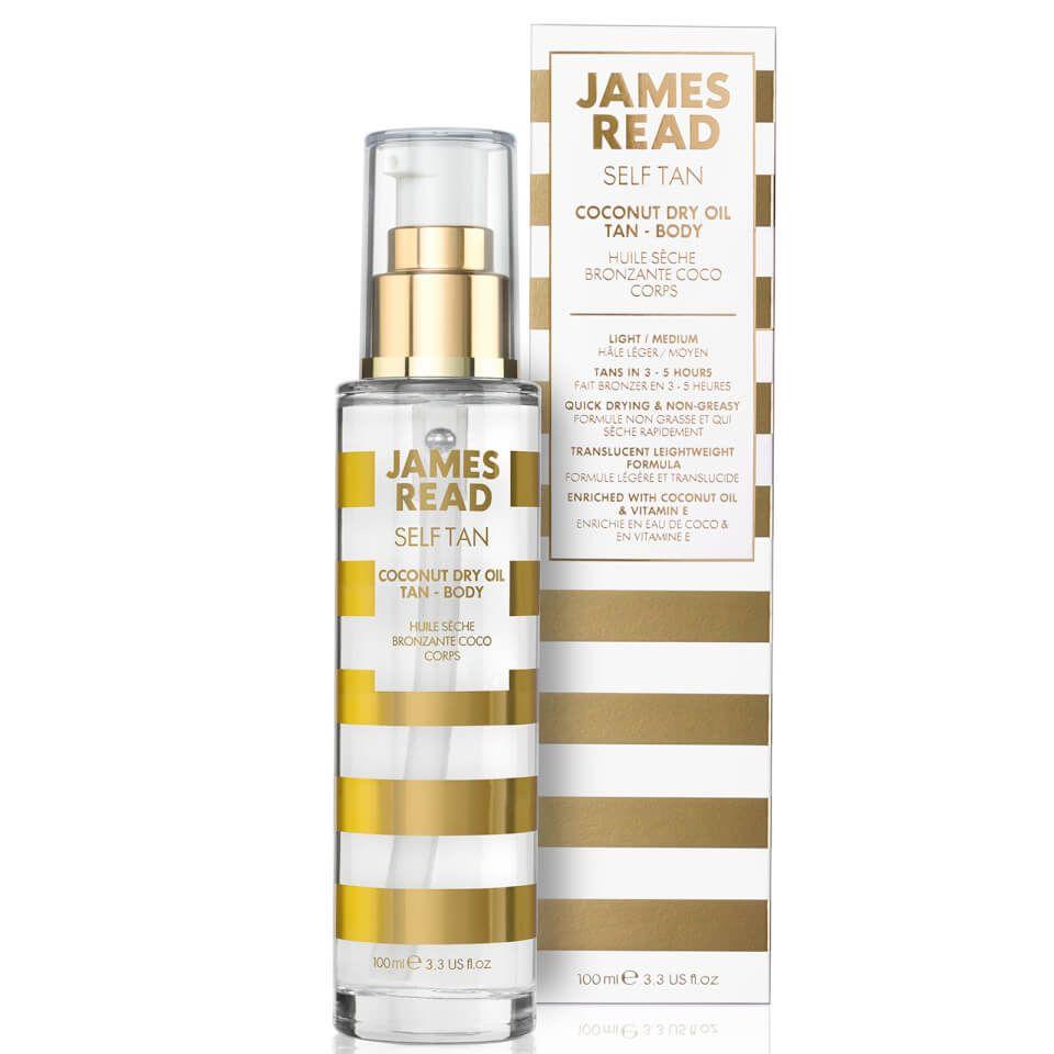 32077b0186d67 James Read Coconut Dry Body Tan Oil 100ml