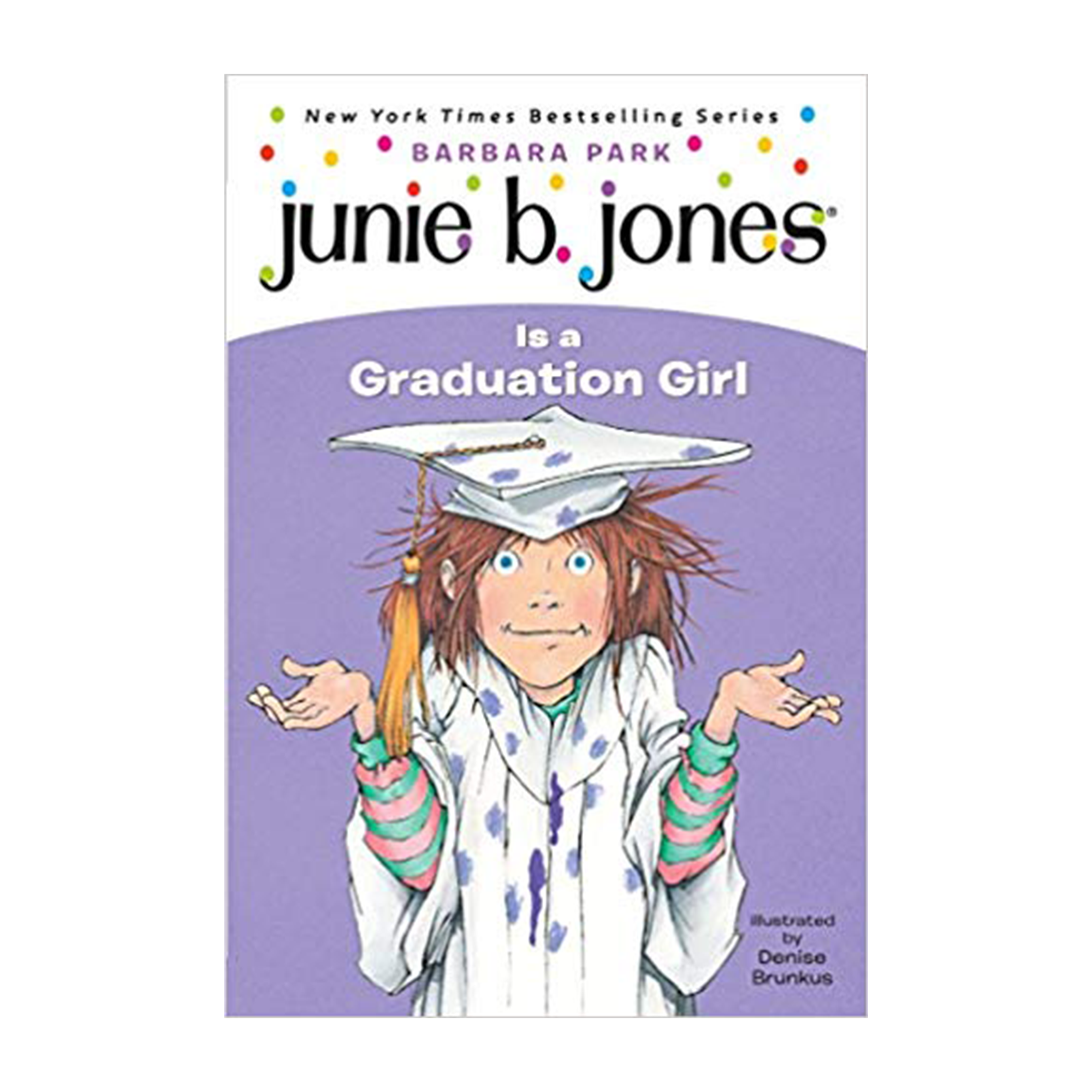 4fab4e244198 Junie B. Jones Is a Graduation Girl