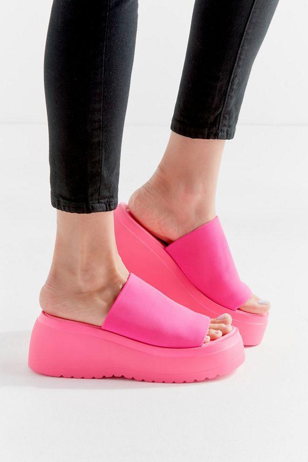 04a0a12c2b0 Slinky Platform Sandal