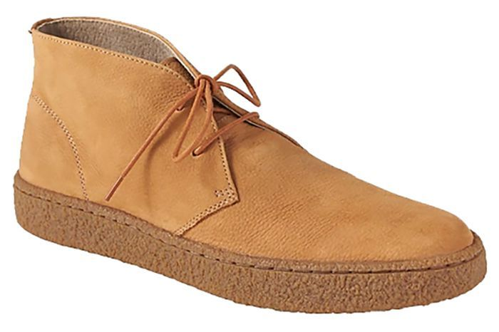 Banana Republic Donnel Crepe-Sole Chukka Boot bananarepublic.gap.com $128.00 SHOP The crepe sole on these makes them perfect for transitioning right through summer. Perfect for vacation.