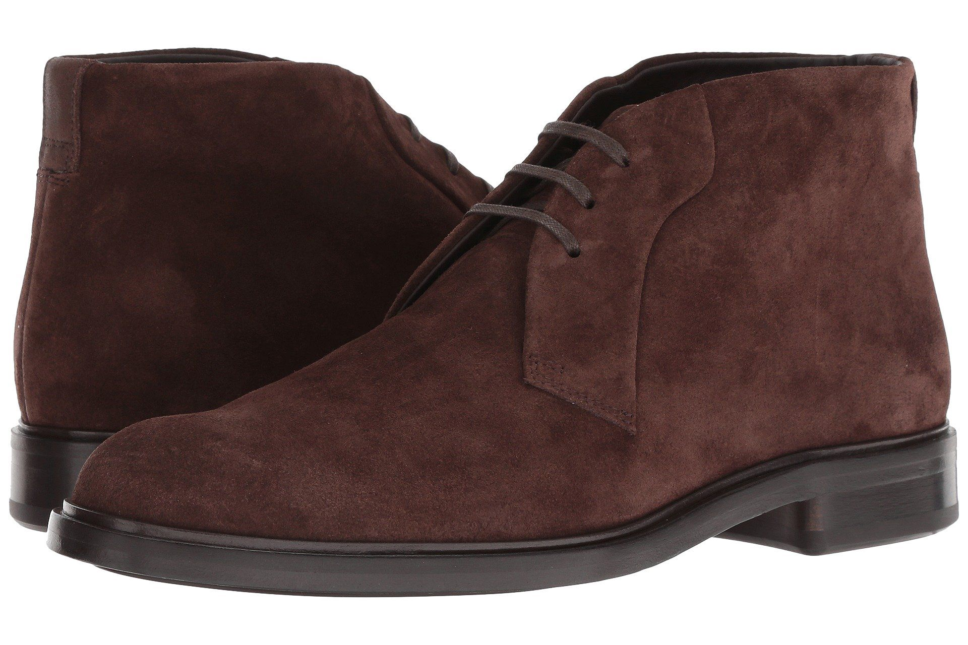 Vince Brunswick zappos.com $315.00 SHOP A brown leather boot wears as well with dark denim as it does a tailored suit.