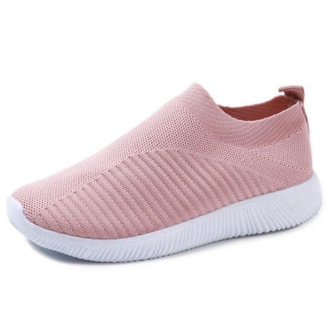 43792656c7 Walking Shoes Casual Mesh-Comfortable Work Sneakers