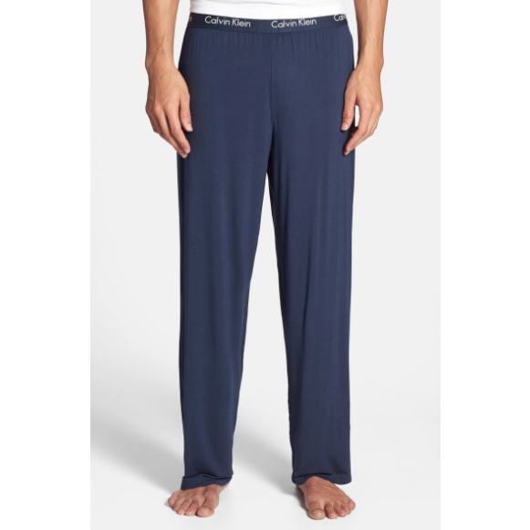 Micromodal Pajama Pants CALVIN KLEIN nordstrom.com $42.00 SHOP NOW These are super-soft, accommodate any #DadBod, and are def an upgrade from those stained sweats he wears every weekend.