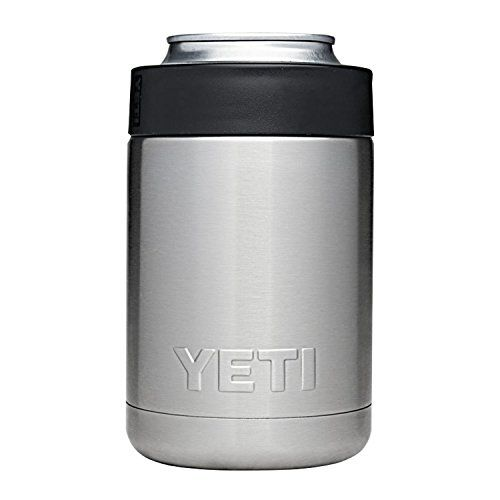 YETI Rambler Colster Can and Bottle Holder YETI amazon.com $29.99 $24.99 (17% off) SHOP NOW This Yeti Colster is made from stainless steel, meaning it'll keep cold beverages cold and crisp for hours. It's perfect for Dad in the backyard or in the backcountry.