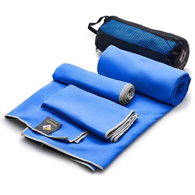 "U-pick 4 Packs Cooling Towel 40/""x 12/"" Ice Towel Microfiber Towel Soft Breatha..."