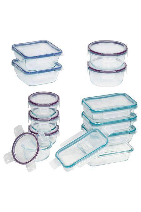 Snapware Total Solution Glass Food Storage