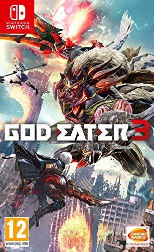 God Eater 3 (Nintendo Switch)