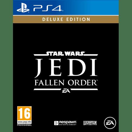 Star Wars Jedi: Fallen Order Deluxe Edition With Pre-Order Bonus