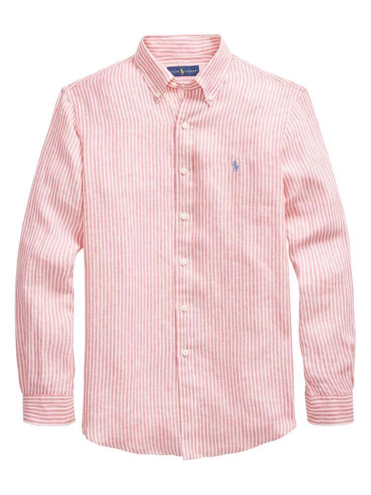 3284a80e 14 Best Men's Linen Shirts 2019 - Summer Linen Shirts