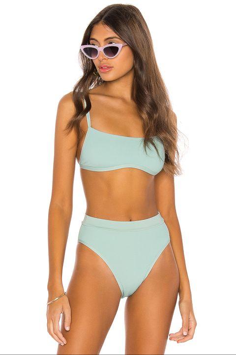 85e3b6d1595b9 21 Sexy High-Waisted Swimsuits — 2019 High-Waisted Bikinis