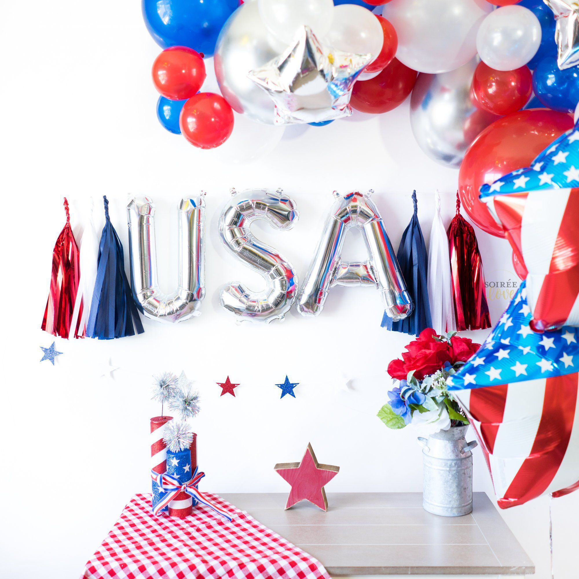 30 Best 4th Of July Decorations 2019 Cute Patriotic Home Decor