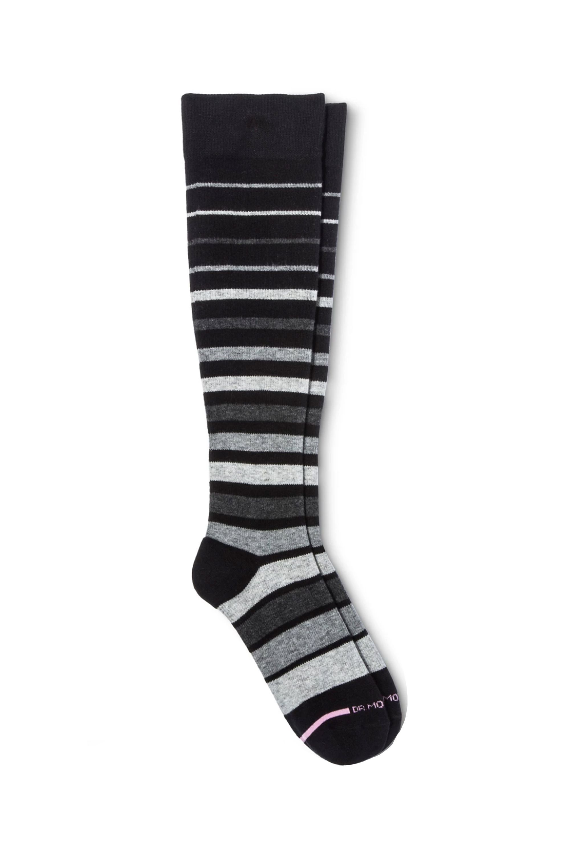 Striped Compression Knee-High Socks Dr. Motion target.com $7.99 SHOP NOW Compression socks give them the support they didn't know they needed. Their calves will thank you.