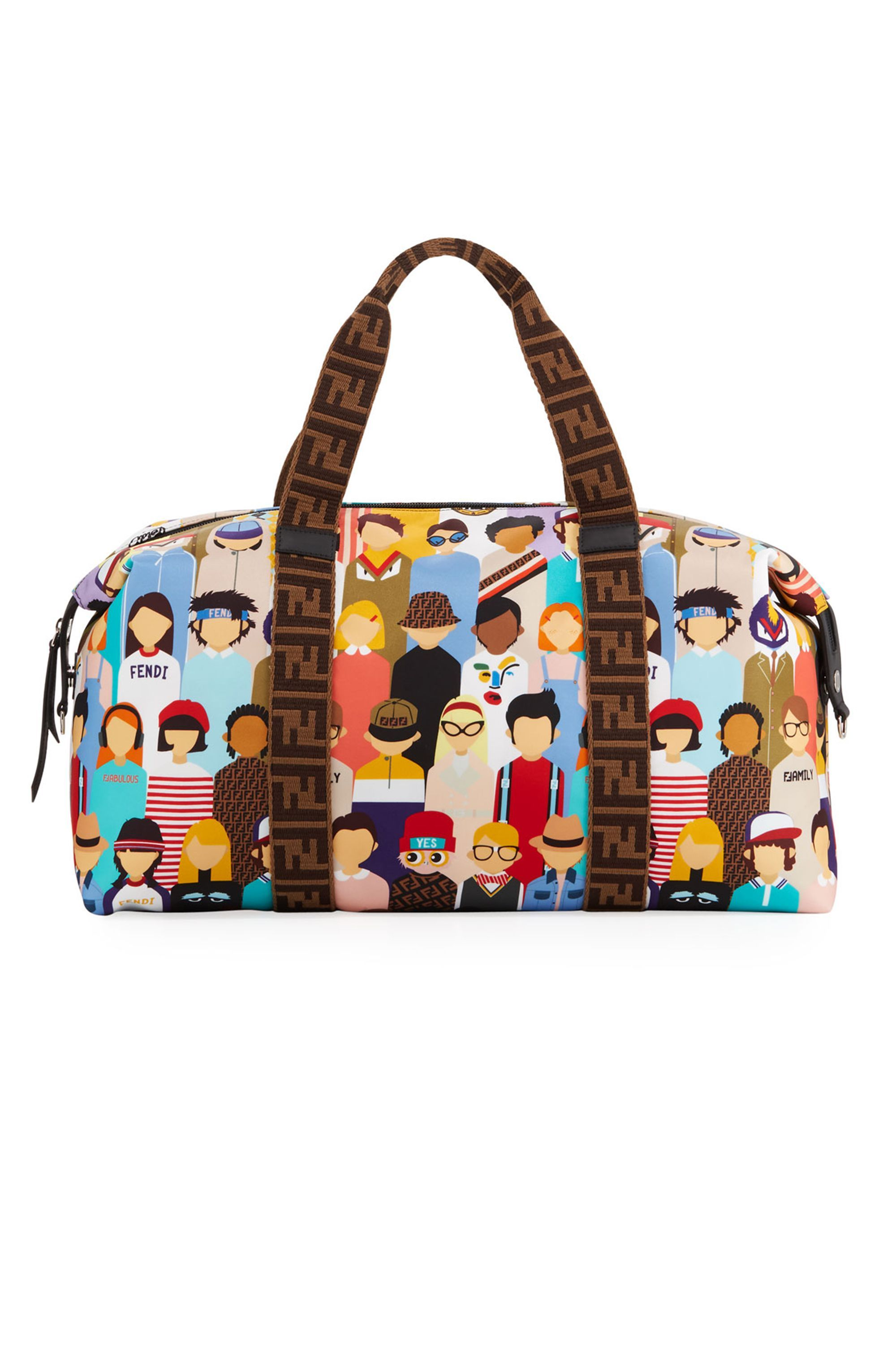 Friends-Print Diaper Bag Fendi bergdorfgoodman.com $1,475.00 SHOP NOW Diaper bags can get a little boring.