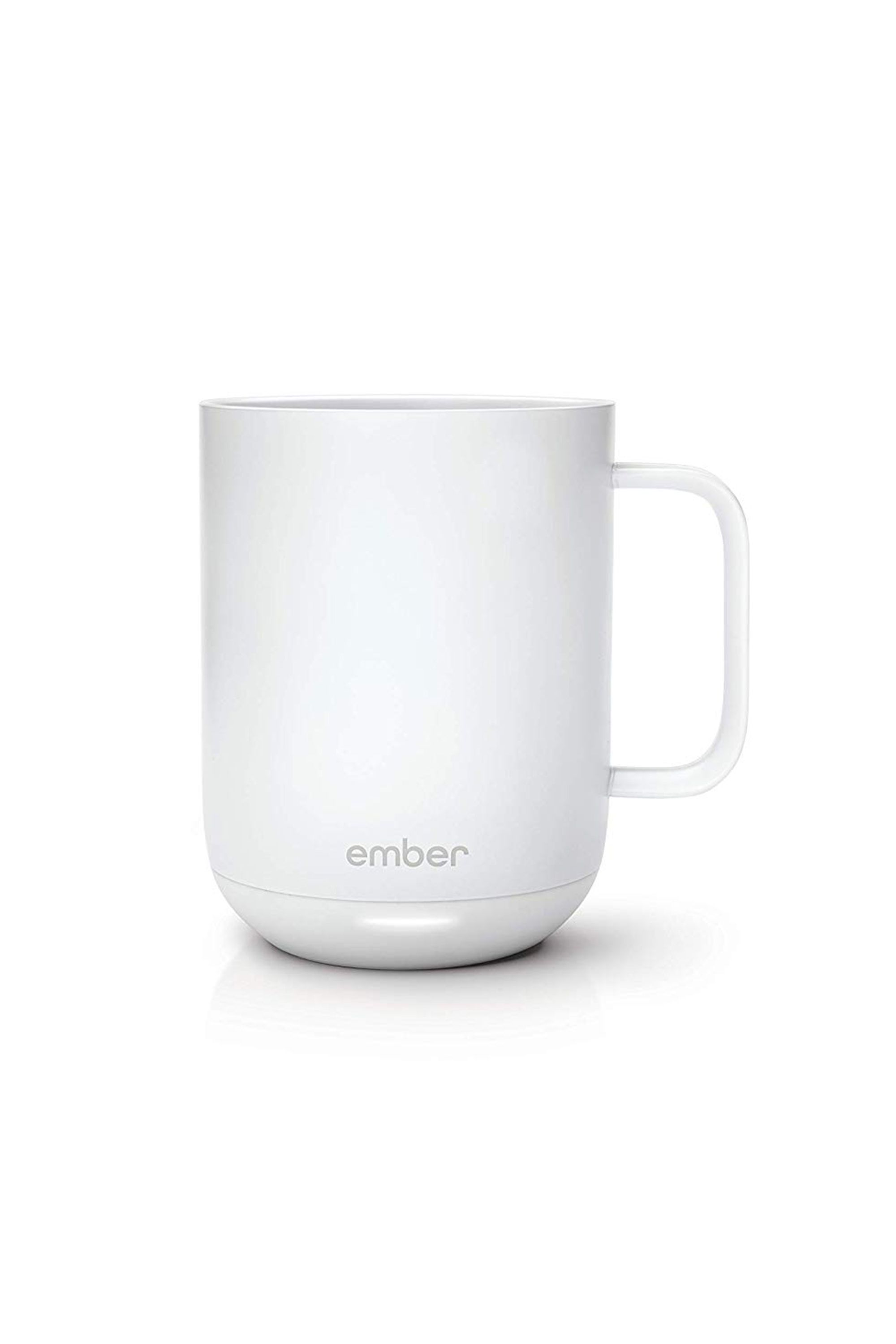 Temperature Control Ceramic Mug Ember amazon.com $79.95 SHOP NOW A pregnant ma can't have coffee just yet, so she's knee-deep in a tea obsession. This mug will keep her cuppa warm for hours.