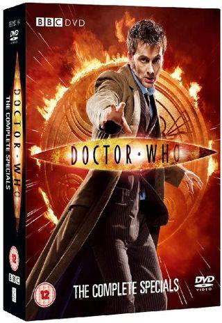 دكتور هو - خاص مطلق (ميت / دكتور الماء التالي دكتور المريخ / الكوكب والشتاء الخاص) [DVD]