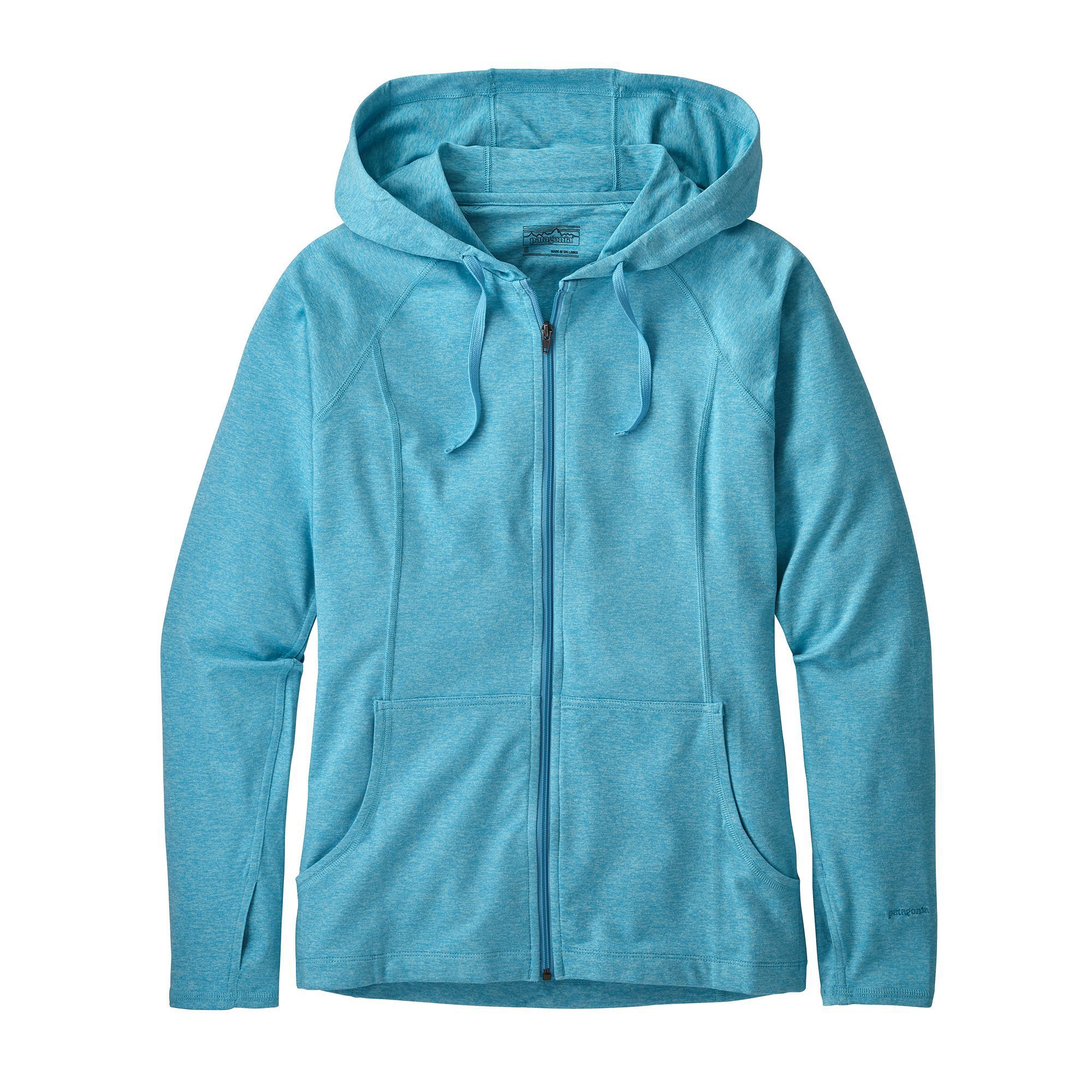 Seabrook Hoody Patagonia patagonia.com $89.00 SHOP NOW Every piece of clothing Patagonia designs is made with natural and recycled fabrics, including organic cotton, recycled down (collected from old bedding and furniture), recycled wool, among others. The brand also donates one percent of sales to help boost grassroots organizations.