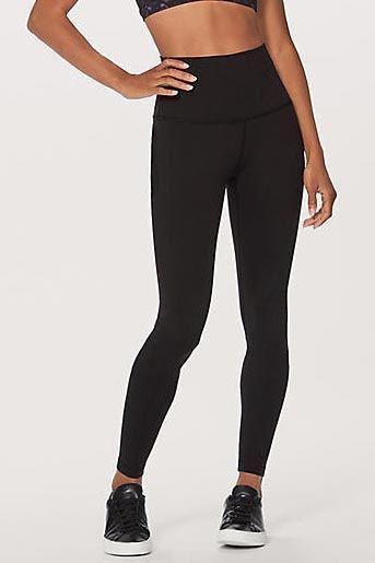 17fe407e1b1671 Best Leggings for Yoga. Lululemon Wunder Under Full On Luon. Lululemon