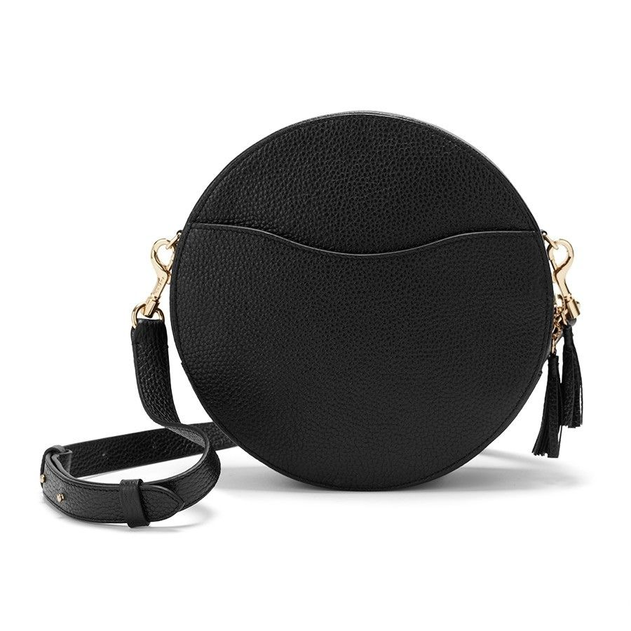 Circle Crossbody Bag Cuyana cuyana.com $160.00 SHOP NOW This Meghan Markle-approved brand practices sustainability from the production process down to transportation. Cuyana creates its timeless, luxury goods in the same places they source their materials.