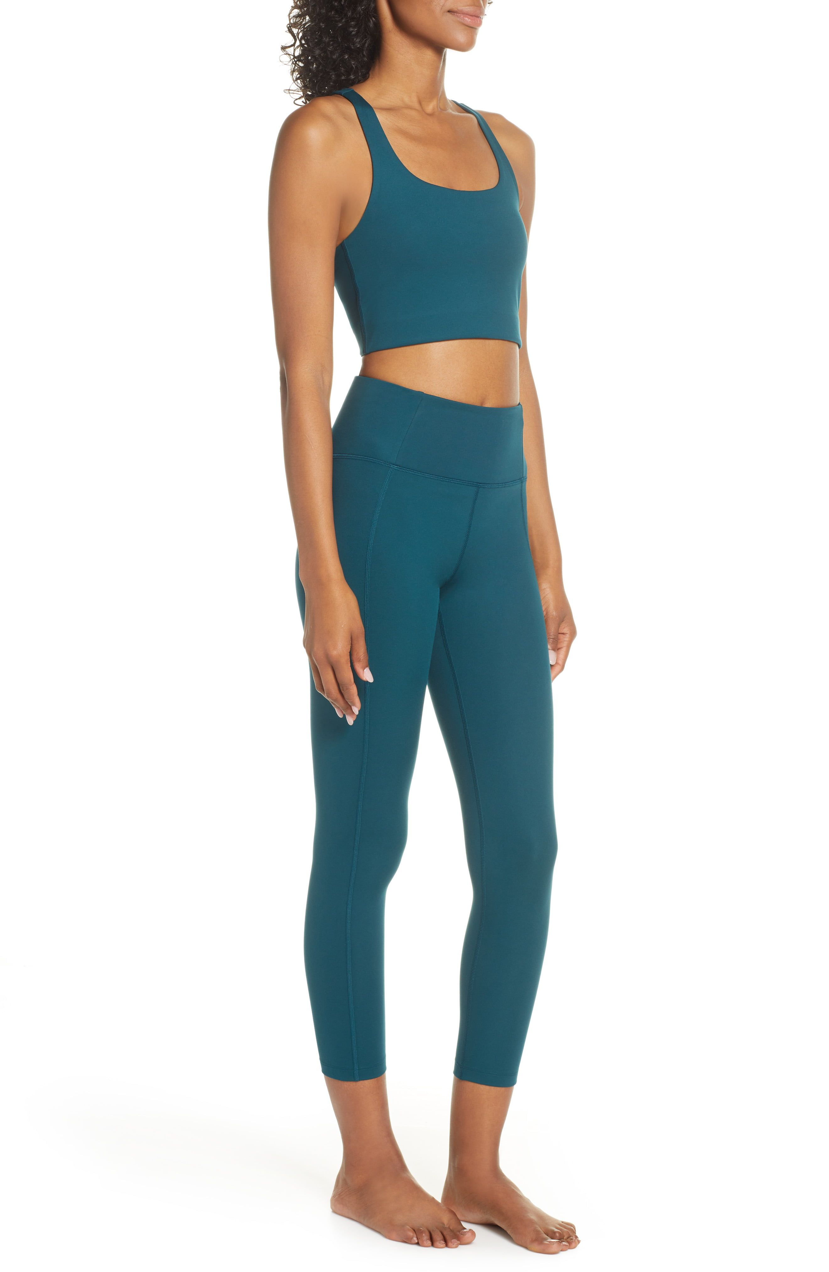 Paloma Sports Bra Girlfriend Collective nordstrom.com $38.00 SHOP NOW Everyday is Earth Day at Girlfriend Collective. You know the old water bottles and fishnets you likely see at your local beaches?