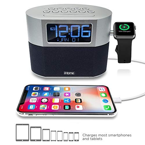 Top Rated Alarm Clock Reviews For Heavy, Best Alarm Clock Radio For Bedroom