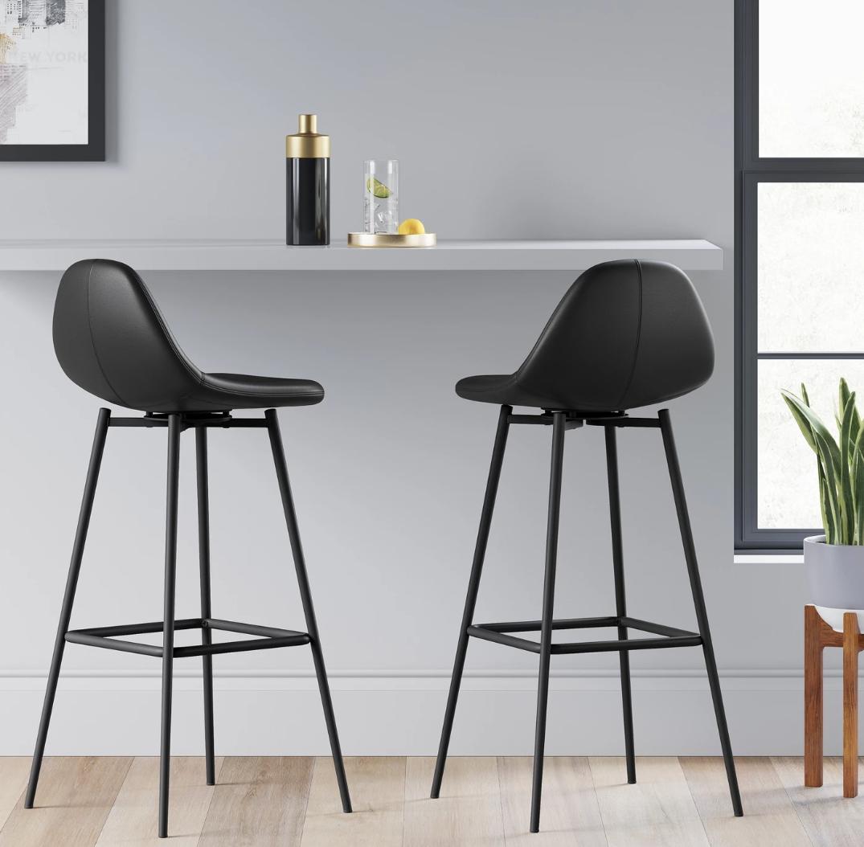 Admirable Copley Upholstered Bar Stool Beatyapartments Chair Design Images Beatyapartmentscom