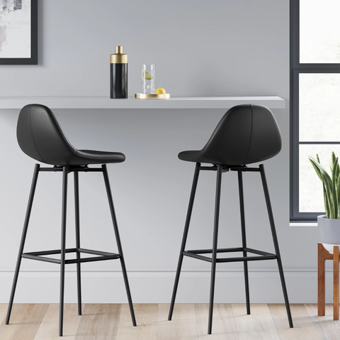 Superb 25 Cheap Bar Stools Under 100 Best Affordable Bar Stools Caraccident5 Cool Chair Designs And Ideas Caraccident5Info