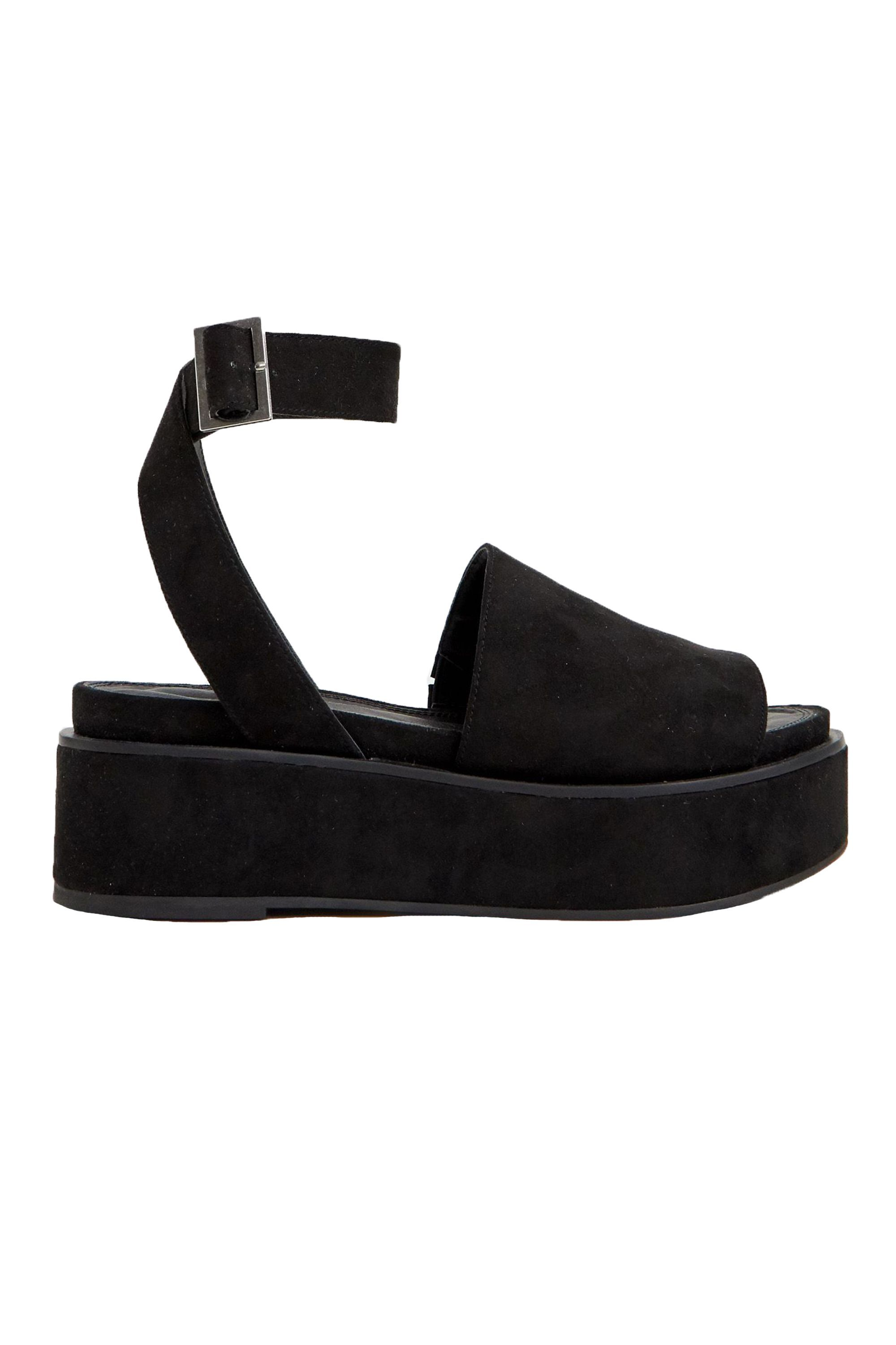 Asos Taylor Flatform Sandals Design Fit Wide xBrCedo