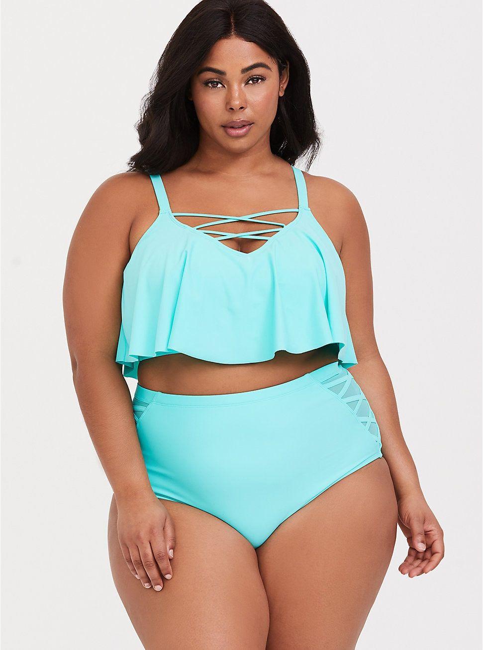 94a3906529 15 Best Plus Size Bathing Suits 2019 — Plus Size Swimwear