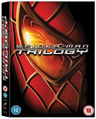 Spider-Man Trilogy [Blu-ray] [Region Free]