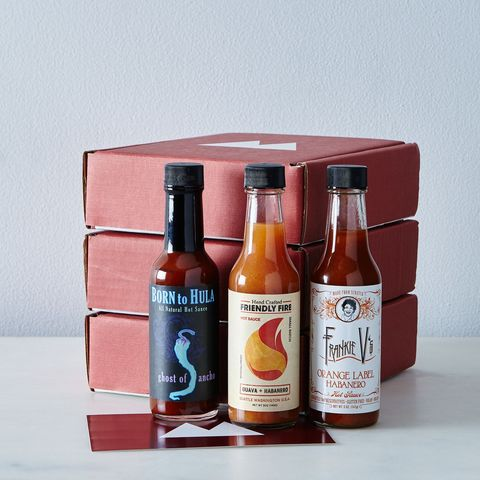 a0808998819 Hot Sauce Subscription Box. food52.com. $120.00. SHOP NOW. Give him the gift  ...