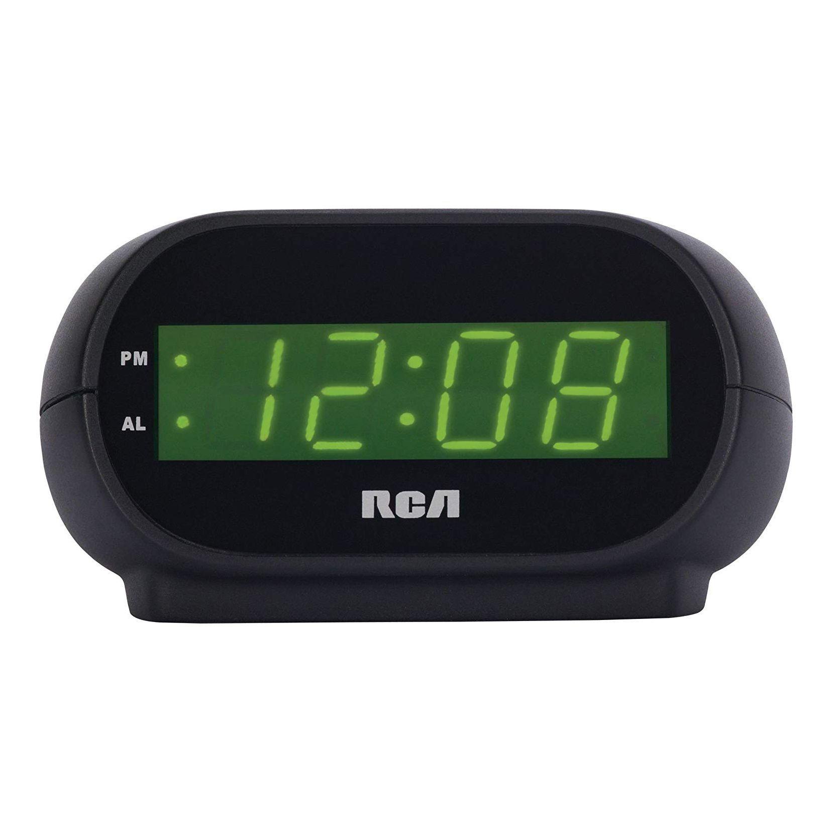 Vibration Speaker for the Peaceful Progression Wake Up Alarm Clock White