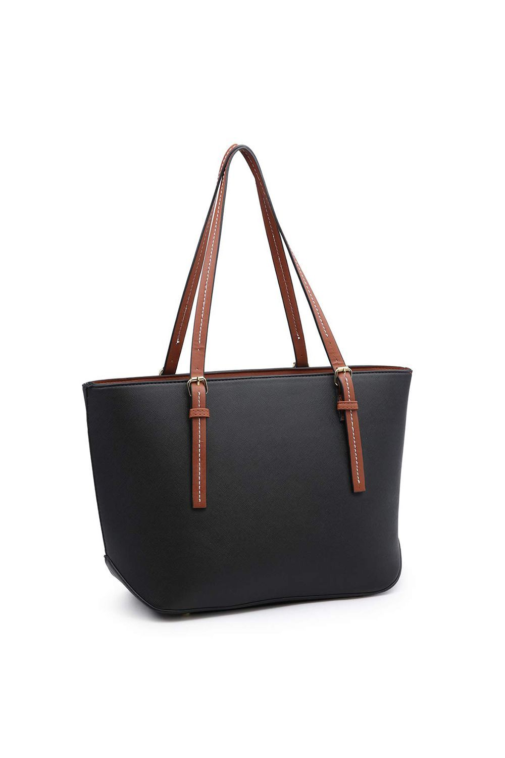 Best Designer Dupe Laptop Tote Bag XB XIBANG $32.99 SHOP IT This tote bag comes in five different colors, so if you're not looking for a basic neutral, try the burgundy color. It's still versatile but will add that rich hue to warm up your outfits.