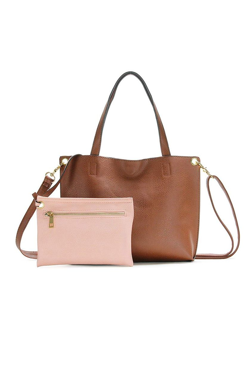 Best for Everyday Use Reversible Tote Bag Scarleton $22.99 SHOP IT This reversible work tote reigns supreme, with over 1,000 comments raving about the quality and size of the bag. The faux leather tote looks like the real thing and holds up well for travels.