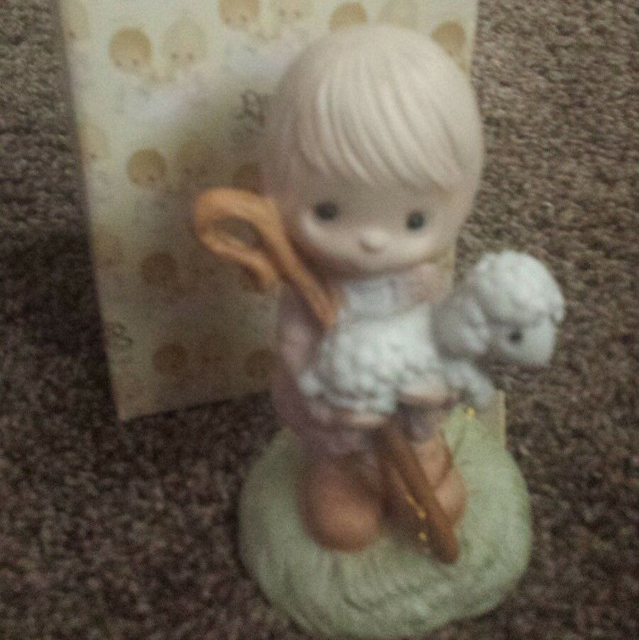 Precious Moments Figurines Are Selling For Thousands On Ebay Precious Moments Original 21 Value