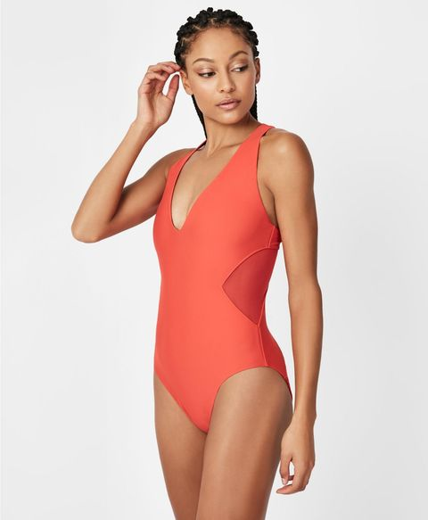 b2015b1717 19 Best Sporty Swimsuits Of 2019 - Cute Athletic Swimwear