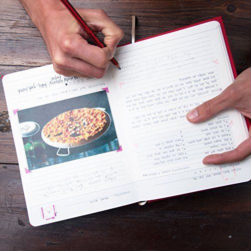 My Family Recipe Book and Cooking Journal Suck UK amazon.com $35.00 $29.53 (16% off) SHOP NOW If your mom has dozens of cookbooks, help her put all her favorite recipes in one place with this blank recipe book and cooking journal.