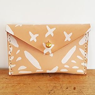 Sashiko Pattern White Leather Change Purse Chloe Derderian Gilbert amazon.com $28.00 SHOP NOW Take Mom's signature style to the next level with this cute (and crazy functional) leather change purse.