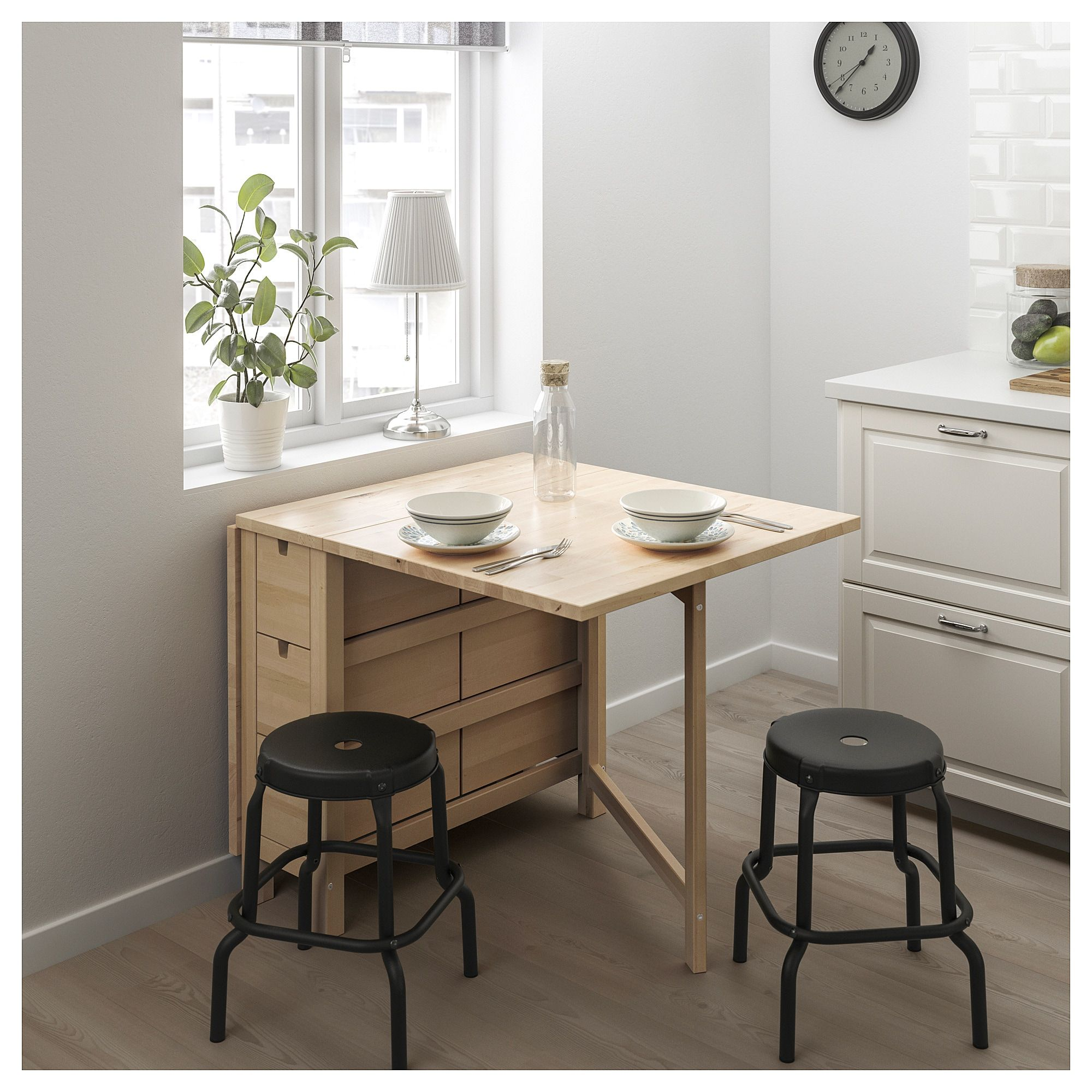 Picture of: 10 Best Ikea Kitchen Tables And Dining Sets Small Space Dining Tables From Ikea