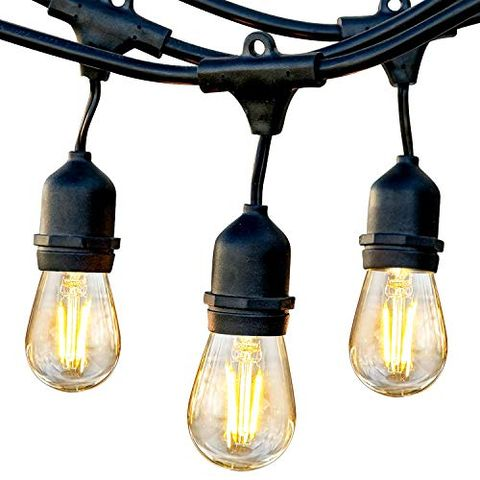 3 Brightech Ambience Pro Waterproof Led Outdoor String Lights