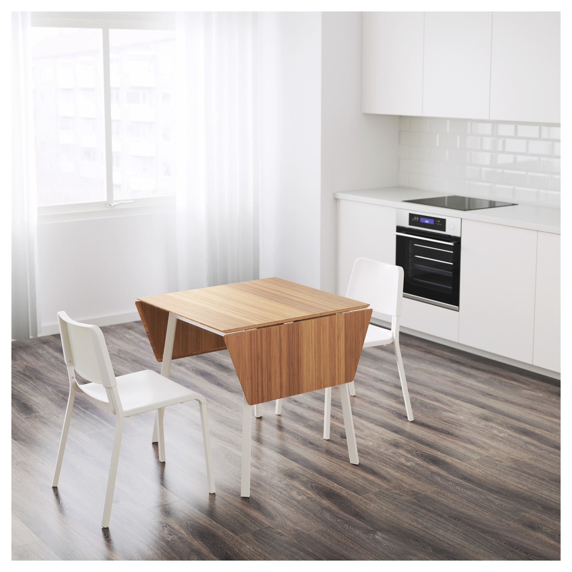 10 Best Ikea Kitchen Tables And Dining Sets Small Space Dining Tables From Ikea