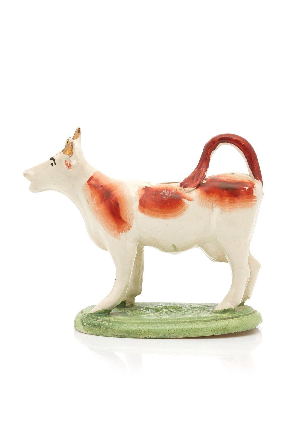 Porcelain Cow Creamer