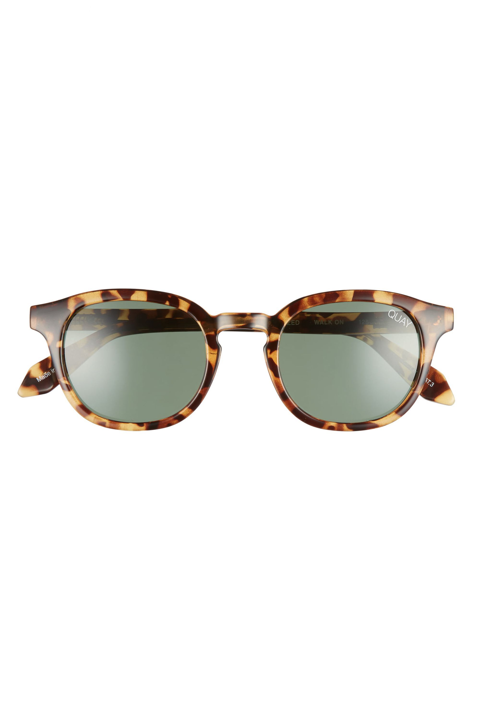 Walk On Polarized Sunglasses Quay Australia nordstrom.com $50.00 SHOP NOW We listed Quay as on of the best sunglass brands ever. Get him a pair, and might we suggest this universally flattering style.