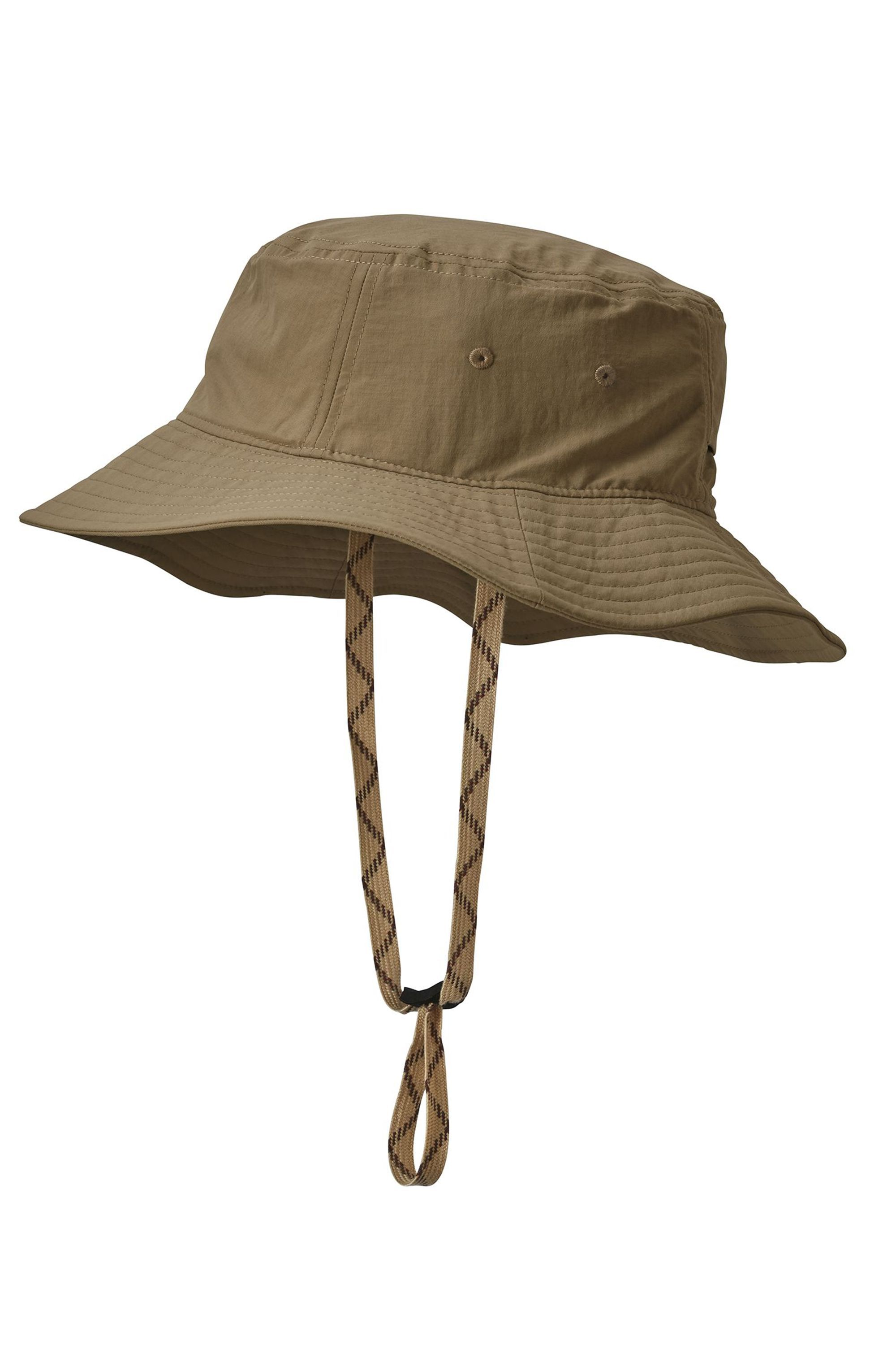 Mickledore Bucket Hat Patagonia patagonia.com $39.00 SHOP NOW His love of hiking means he gets a lot of sun. Get him a hat to protect him from UV rays, because you can only suggest he wear SPF so often.